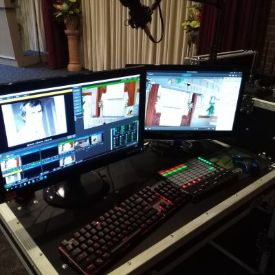 Funeral Set Up Live streaming