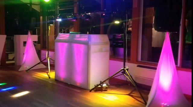 Wedding DJ, Mobile DJ, DJ Lighting